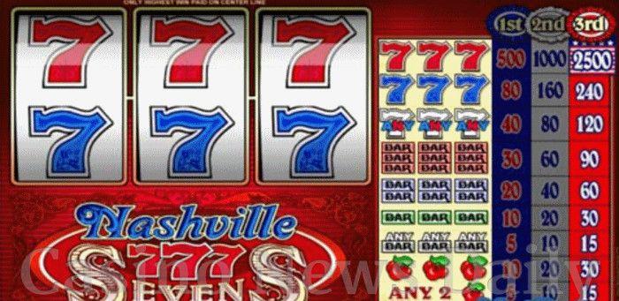 Nashville Sevens Online Slot