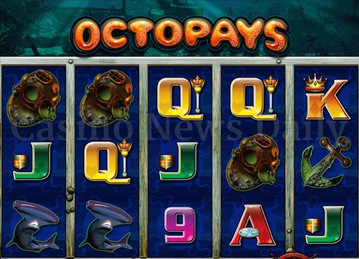 Octopays Slot microgaming
