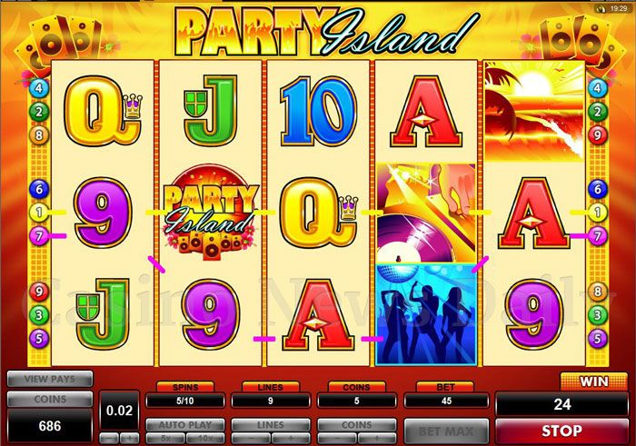 Beach Party Hot Slots - Play Online Slot Machines for Free