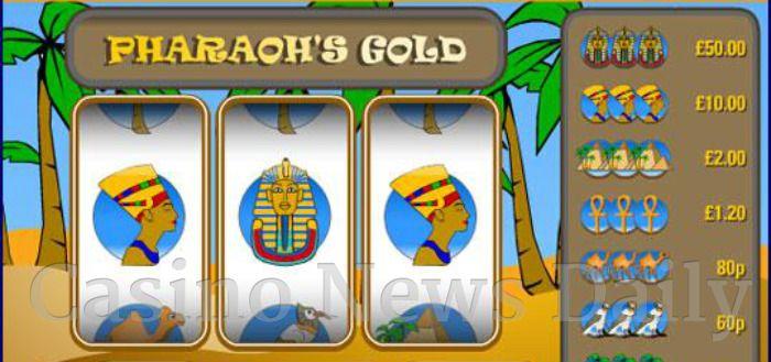 echtgeld casino online pharaoh s