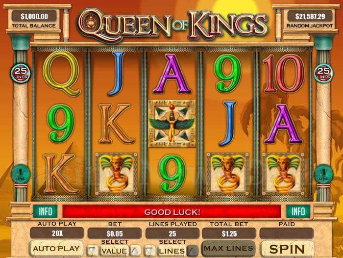 Queen-of-Kings-Slot