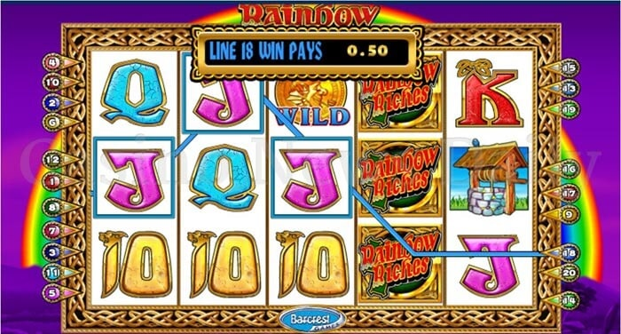 Rainbow Riches Slot igt