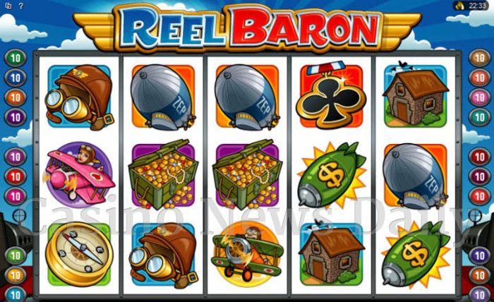 Reel Baron Online Slot