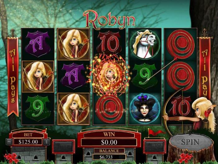 Robyn Online Slot