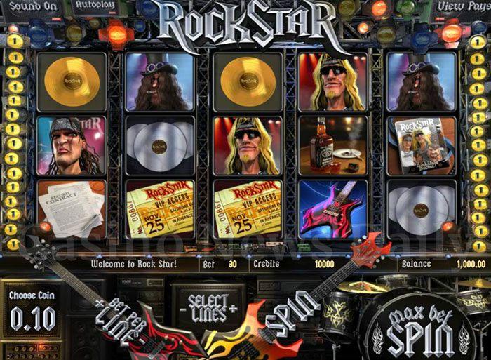 Rockstar-Slot