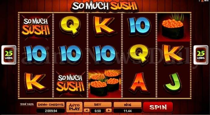 seven luck casino minimum bet