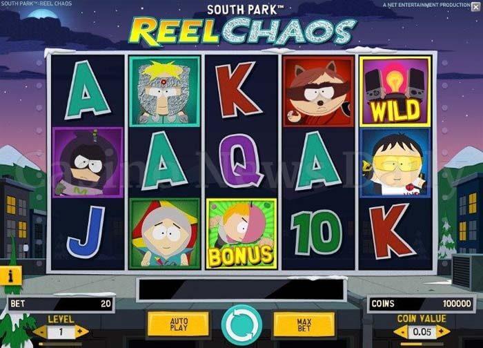 South Park: Reel Chaos Online Slot