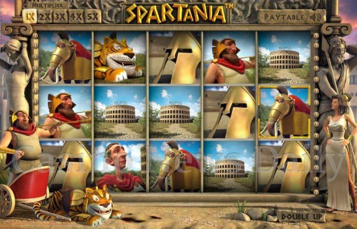 Spartania Online Slot