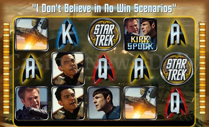Star Trek Slot  igt