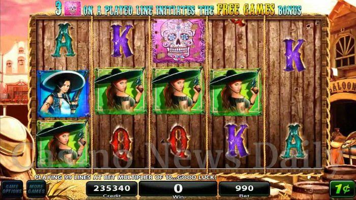 The Lovely Outlaws Online Slot
