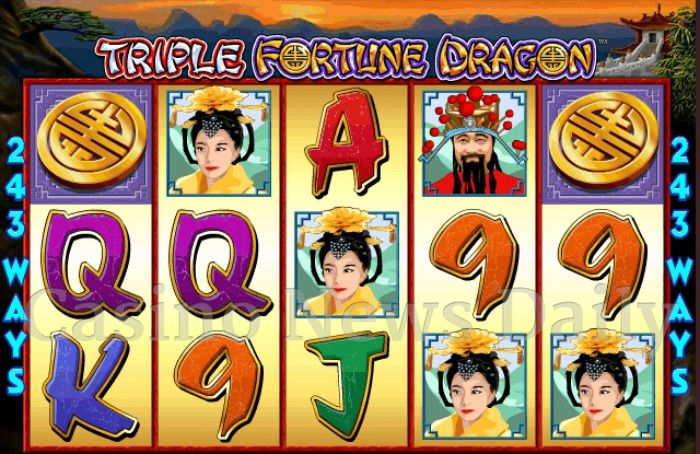 Triple dragon fortune slots slot 777 free download