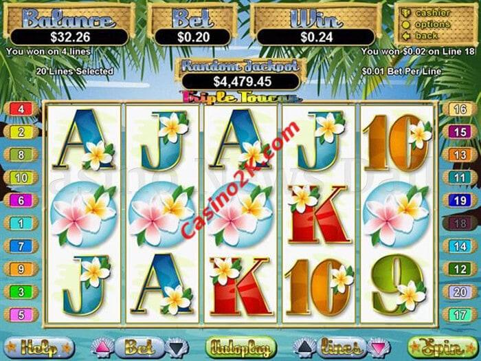 Triple Toucan Online Slot