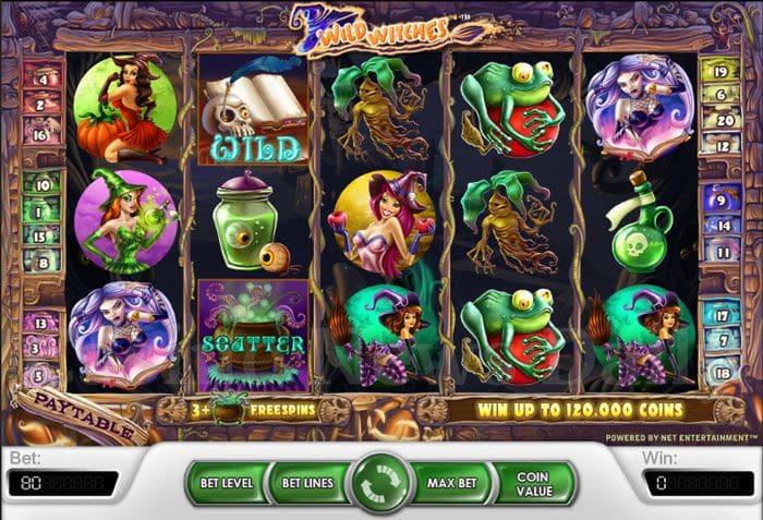 Wild-Witches-Slot