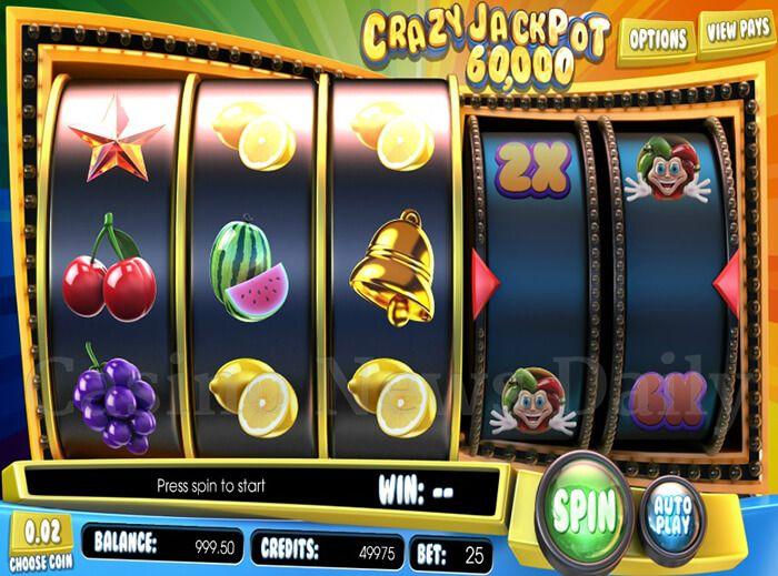 online slot machine game crazy cactus