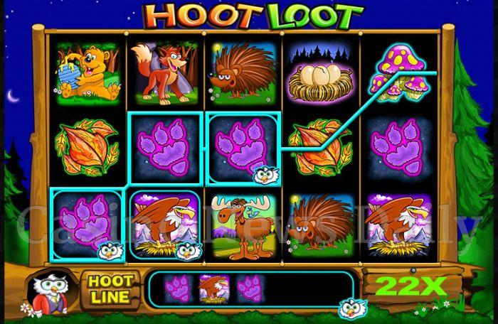 Hoot Loot Online Slot