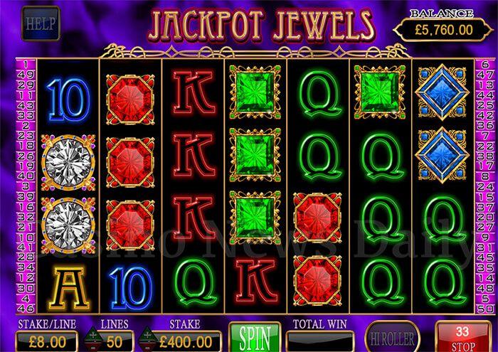 Jackpot Jewels Slot Machine Online ᐈ Barcrest™ Casino Slots