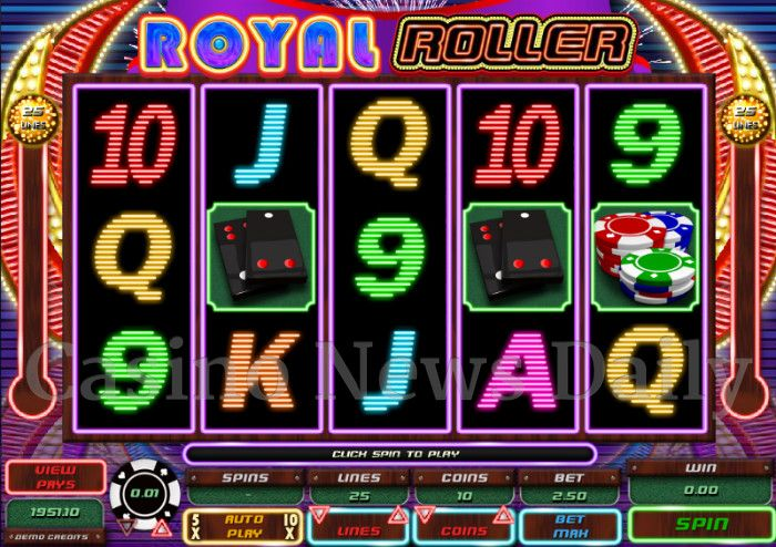 Royal Roller Online Slot