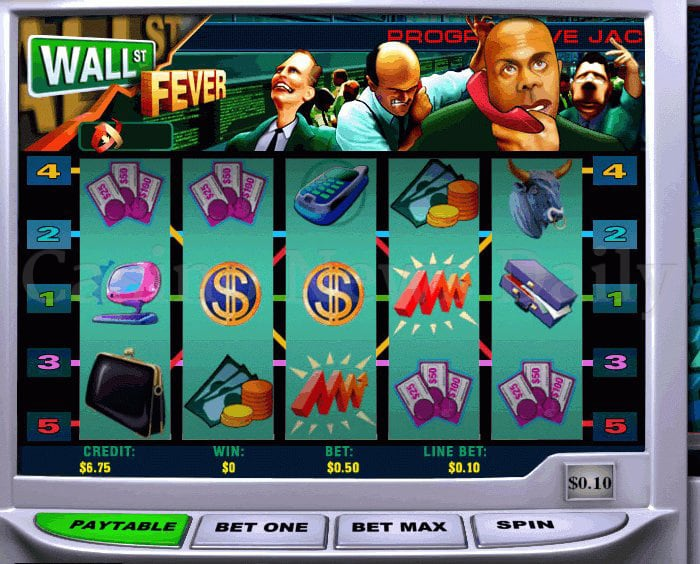 Wallstreet Fever Slot Machine Online ᐈ Playtech™ Casino Slots
