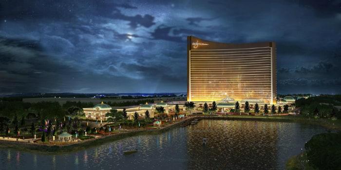 Major casino developments for Wynn design and development las vegas