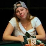 Loni Harwood Leads WSOP National Championship Final Seven