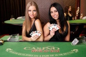 Live Casino Dealers Hold'em Poker