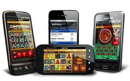 Mobile Gambling App