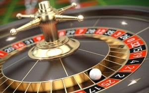 Casino Roulette - 3d render