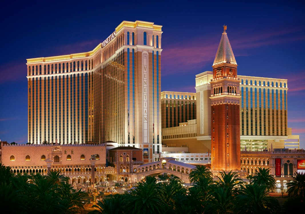 Venetian – Italian Glamour on the Vegas Strip