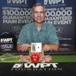 Brad Lawn Wins WPT Foundation Pala Poker Open