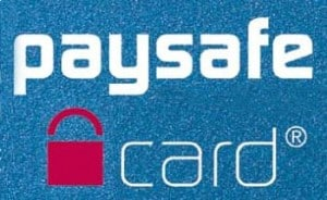 Paysafe voucher number