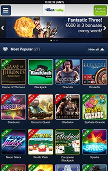 Gambling apps windows