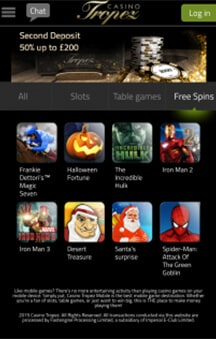 tropez casino mobile download