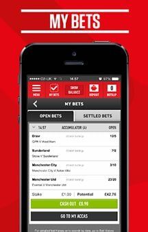 Ladbrokes sports bet app android best app for football betting