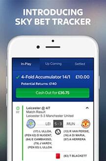 Sky Bet Mobile Gambling App