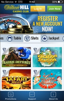 online william hill casino google charm download