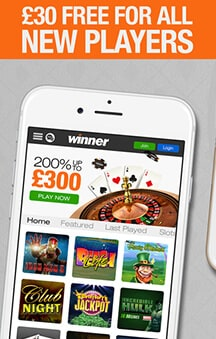 winner casino mobile app