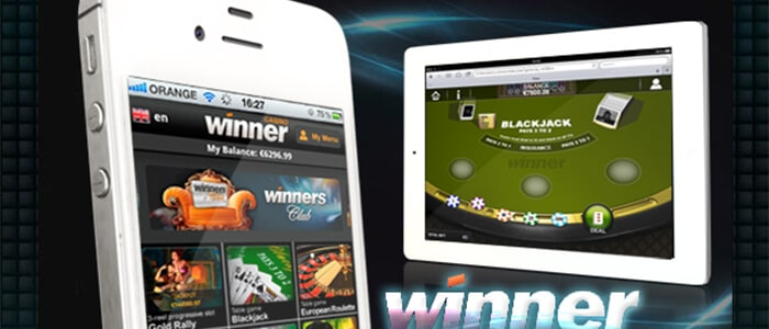winner casino mobile download