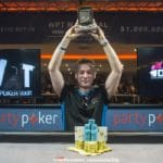 Andrew Jankowski Wins partypoker WPT National UK $1,100 Main Event
