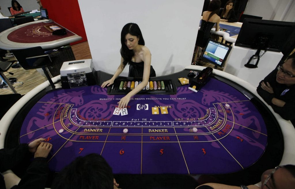 What Is Baccarat Gambling