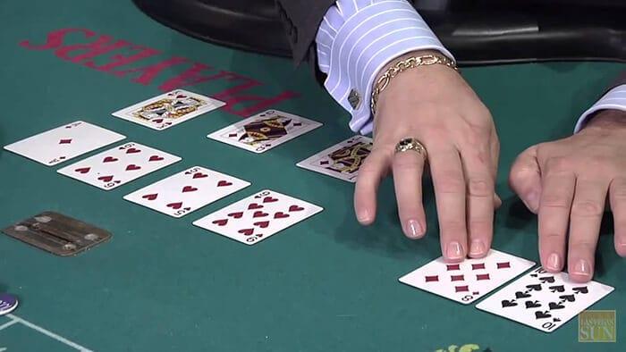 Punto Bunco card game