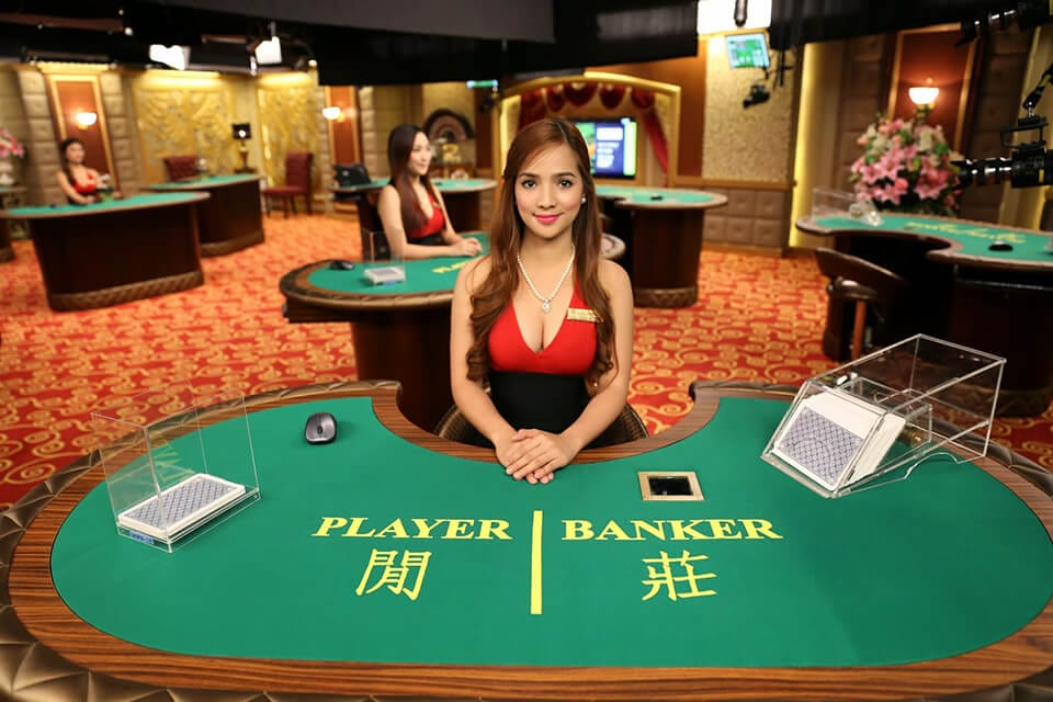 Baccarat Live Casino Top Live Dealer Baccarat Games