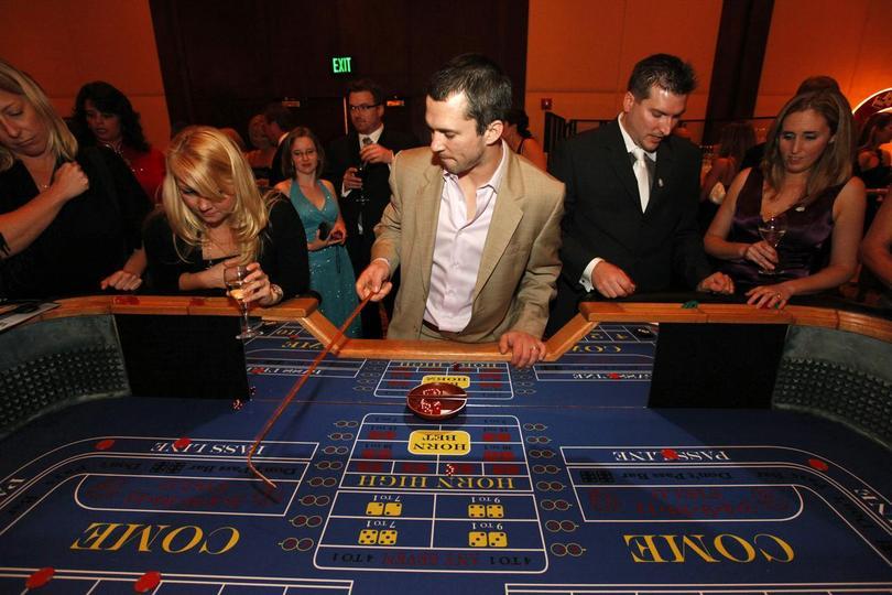 casino craps winning bet