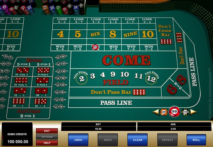 Tips to win craps