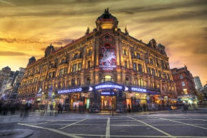 Evolution Gaming Launches Live Casino Service for The Hippodrome Casino