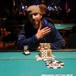 Matt Betti Wins 2016/17 WSOP Circuit Harvey's Lake Tahoe $365 No-Limit Hold'em Monster Stack
