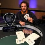 Patrick Mahoney Wins 2016 SHR Rock'N'Roll Poker Open $3,500 Championship