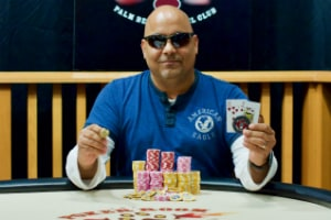 Raminder Singh Wins 2016/17 WSOP Circuit Palm Beach Kennel Club $1,675 Main Event