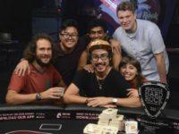 Martin Kozlov Captures 2017 Seminole Hard Rock Poker Open $5,250 Championship Title