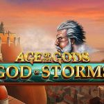 Age of Gods: God of Storms Slot