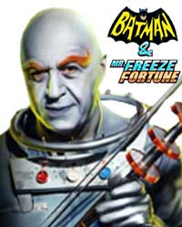 Batman and Mr. Freeze Fortune slot
